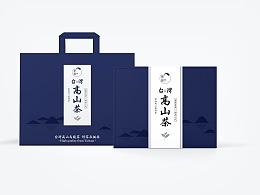 枫林茶叶包装设计
