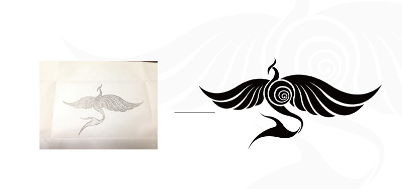 鲲鹏logo
