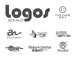 潮品牌设计-logo