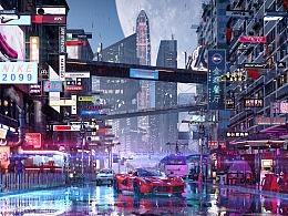 [NEW WORLD] - 赛博朋克2099