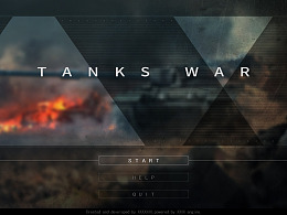 战争类GUI视觉设计
