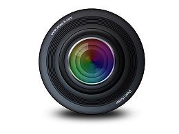 单反相机镜头快速制作演示