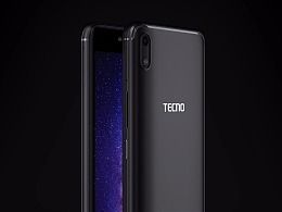 Tecno Power Max 手机产品动画