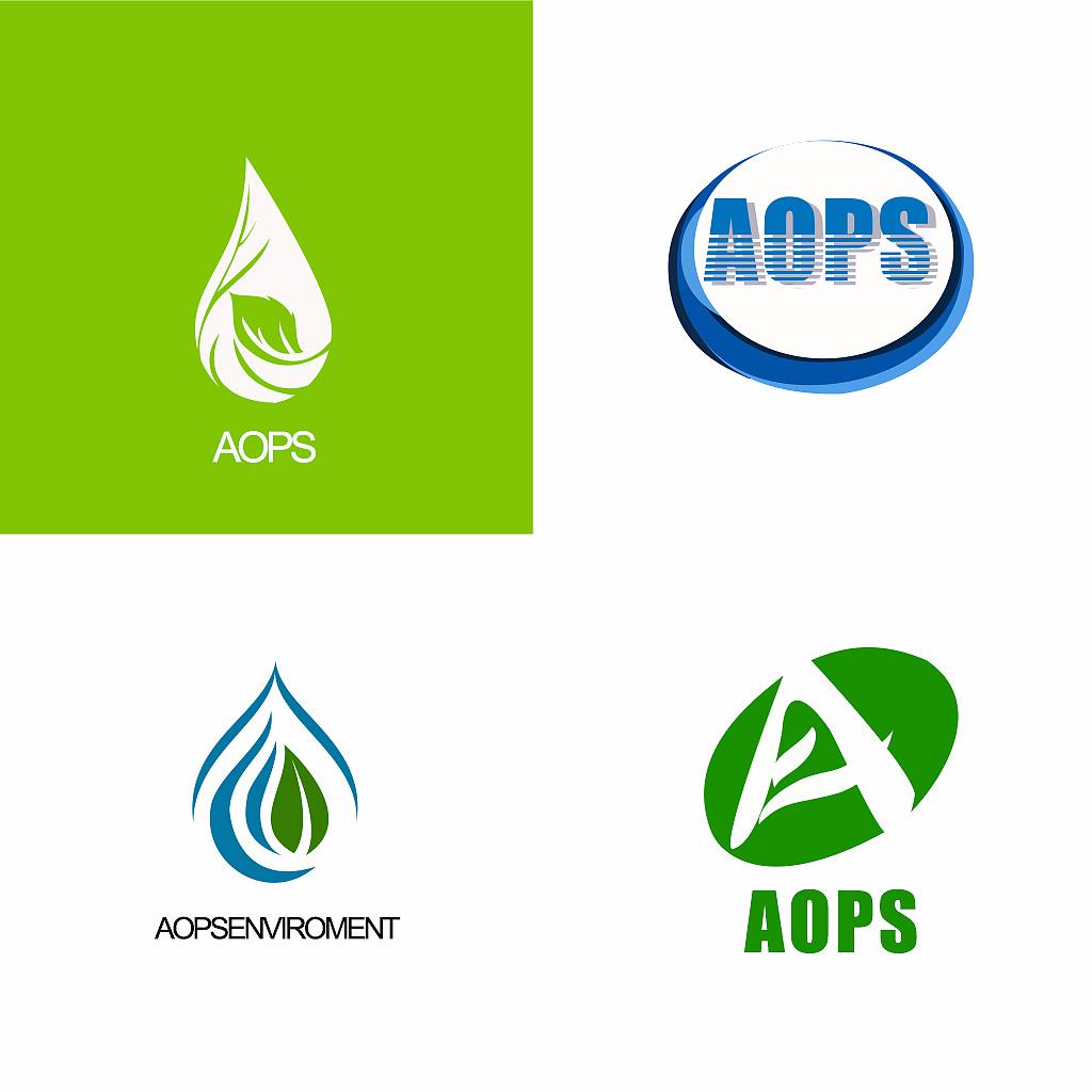 环保公司logo的设计     图片