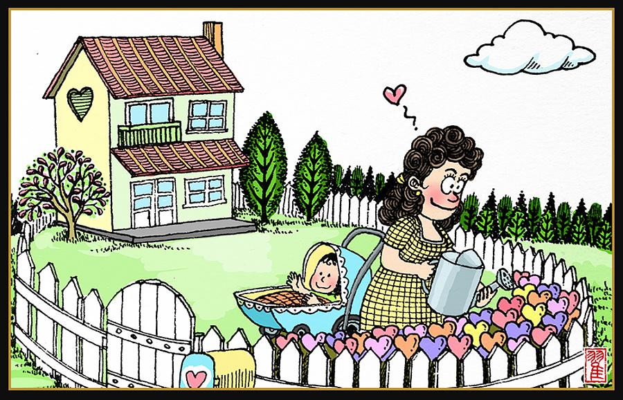 》女人最炫耀暗恋的事:让心爱的男人一辈子都值得耽美漫画图片