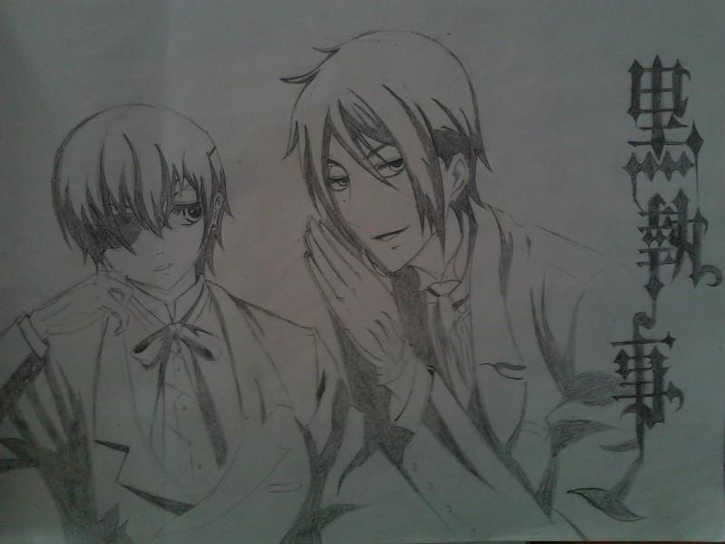 铅笔手绘(临摹)