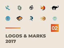 Logos and Marks 2017 | Part 2