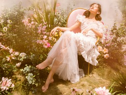 卡多利亚全女子摄影-仲夏迷梦