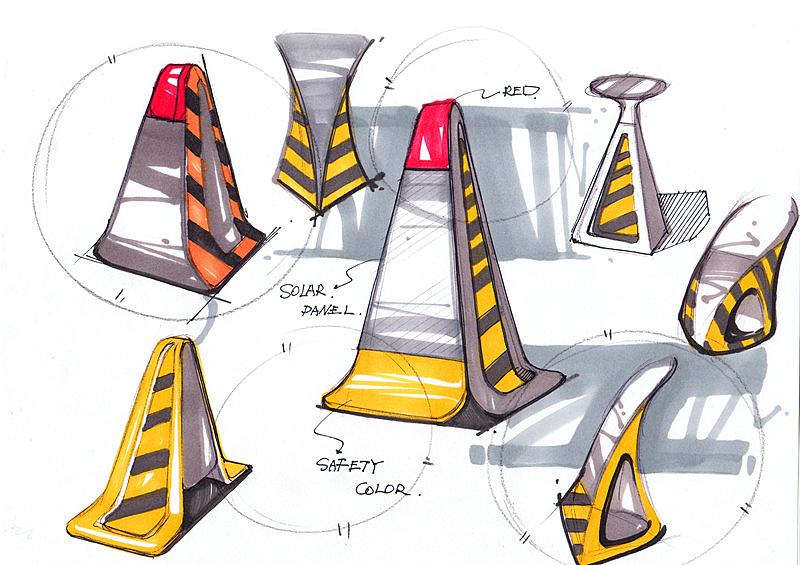 工业设计手绘——最近作品