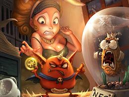 小怪物买宠物(2015)