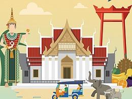 空间印象曼谷商业考察:最小的工具都是一次完整的出击