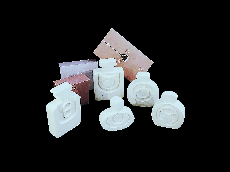 石膏容器造型设计|平面|包装|金pangpang - 原创作品
