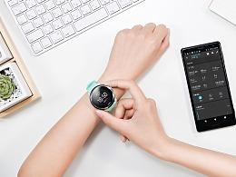产品摄影 | SUUNTO 3 Fitness 智能运动手表INS大片