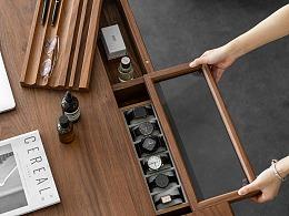 麦浪书桌|原创设计