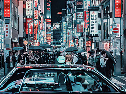 关于日本的一些网红图