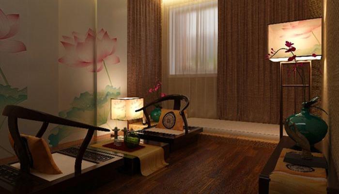 成都古典茶楼设计公司茶室装修设计