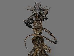 alien queen 异形皇后