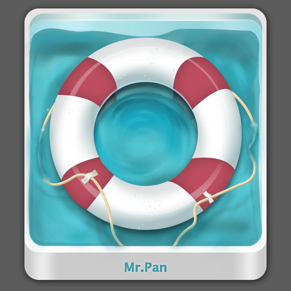 游泳圈icon