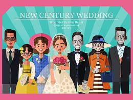 NEW CENTURY WEDDING
