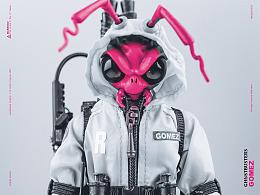 捉鬼敢死队蚂蚁人 | MEZCOTOYZ | Ghostbusters Gomez