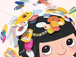 婴童品牌海报设计