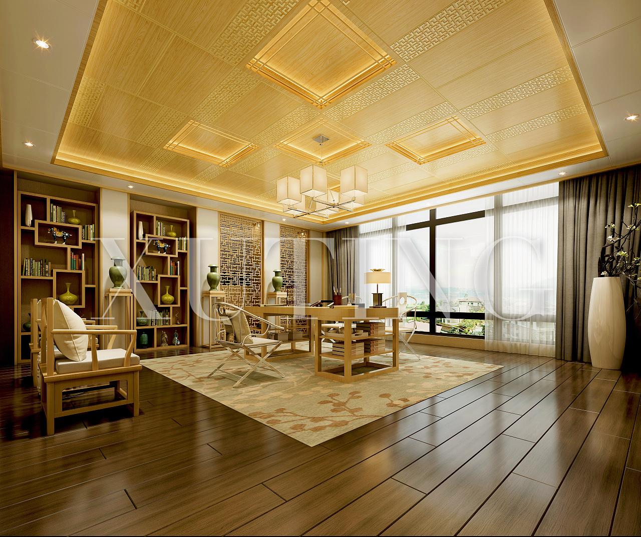 新中式风格室内设计作品