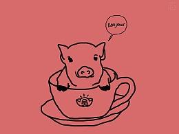 Hey 猪——國飛图志