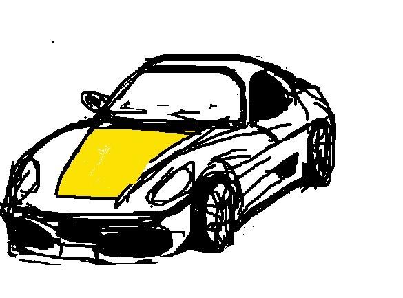 鼠绘了辆车车|其他插画|插画|pinkmana - 原创设计作品 ...