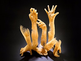 纤维雕塑《映像》