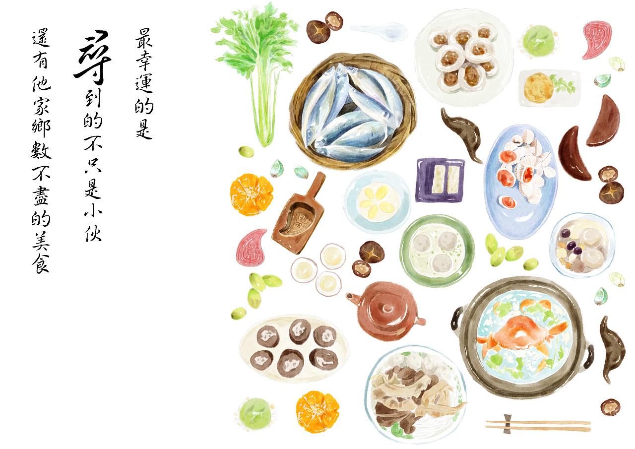 潮汕客家美食美食零食图片