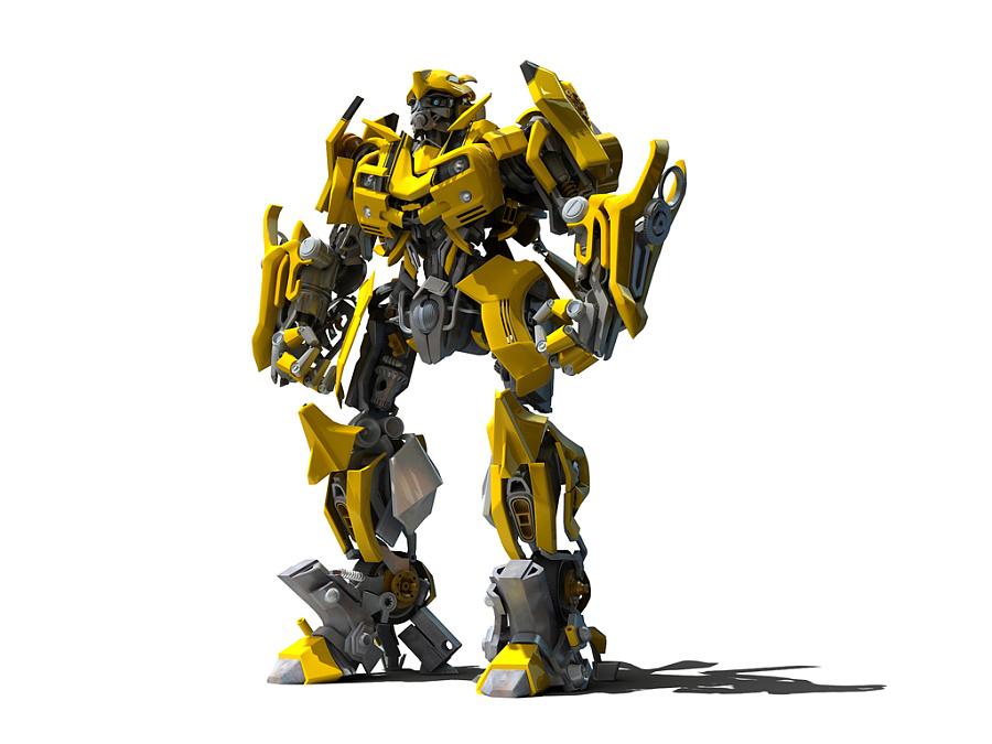 查看《变形金刚-大黄蜂》原图,原图尺寸:1024x768