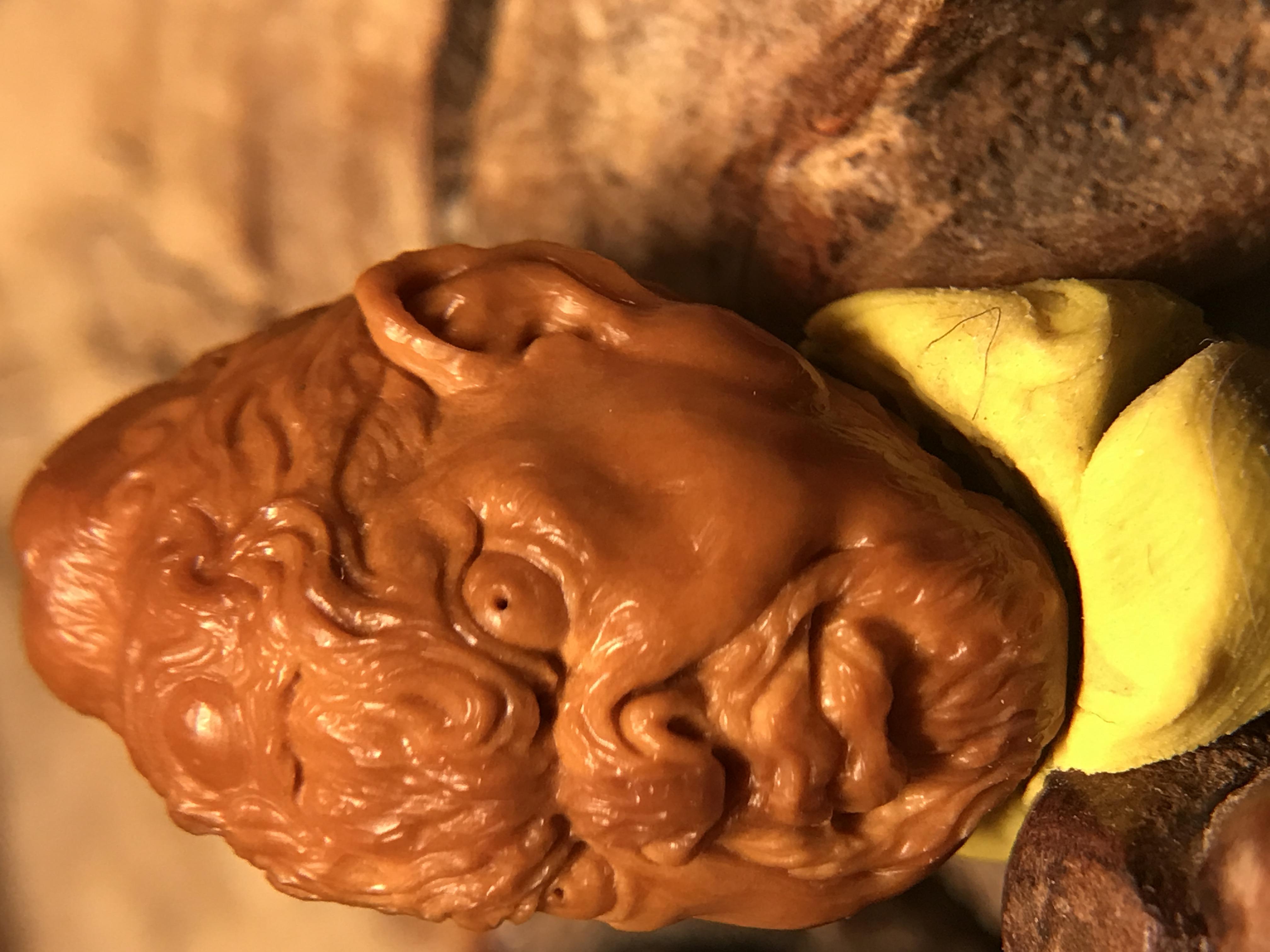 橄榄核雕刻|手工艺|其他手工|南十三 - 原创作品图片