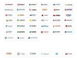 银行、征信、互联网企业 LOGO