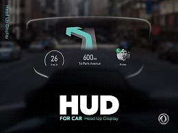 HUD for car head up display
