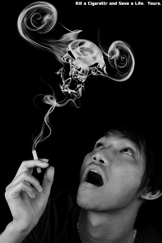 禁烟公益 摄影 其他摄影 niyahh - 原创作品 - 站酷 (ZCOOL)