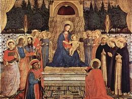 艺术流派那些事之文艺复兴(佛罗伦萨画派之安杰利科)