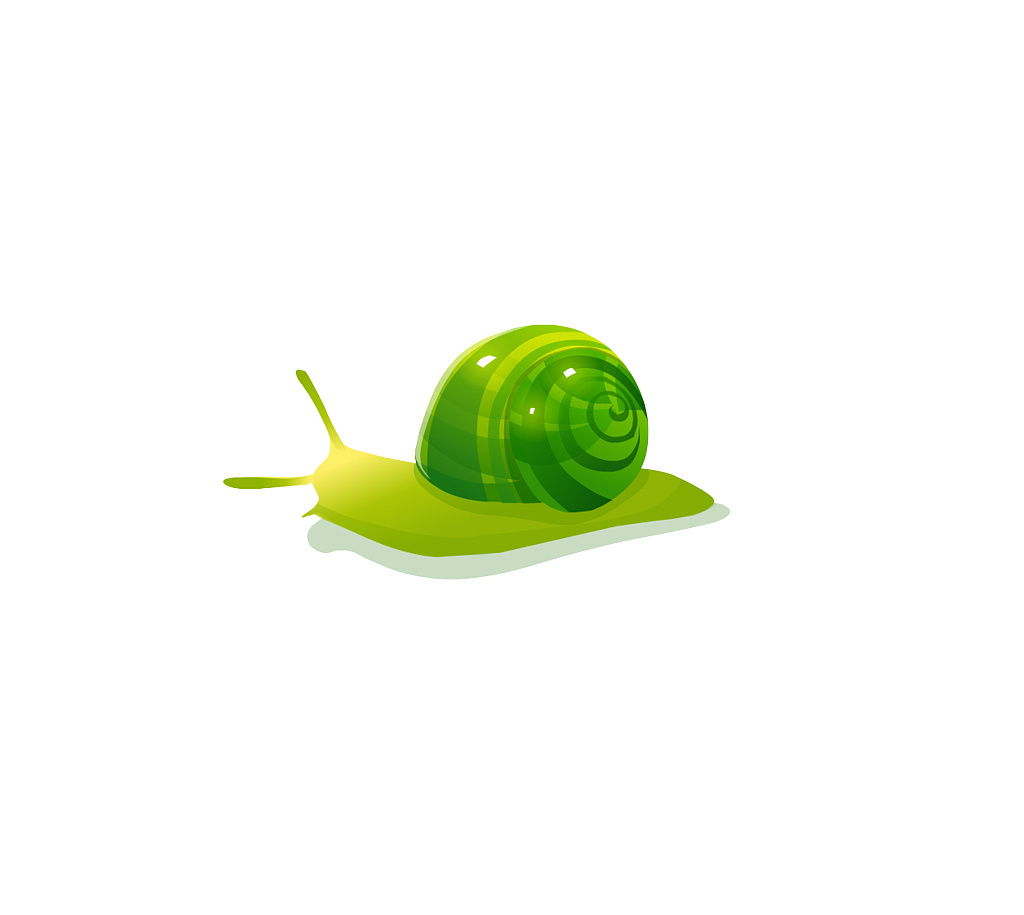 蜗牛:仿生型设计,造型圆润,使用时保持良好图片