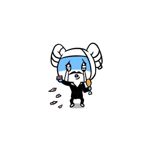 卜鲁兔#美人鱼|动漫|网络表情|卜鲁兔_bluetoo图片