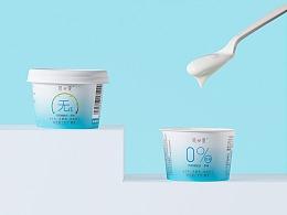 简爱 0%蔗糖酸奶