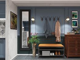 复式小户型公寓改造设计