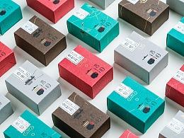 茶品牌 - 言归 inn TEE - 品牌VI/包装设计
