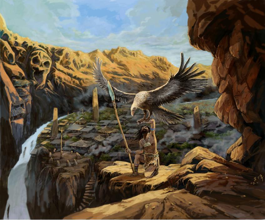 查看《红山龙概念设计》原图,原图尺寸:847x703