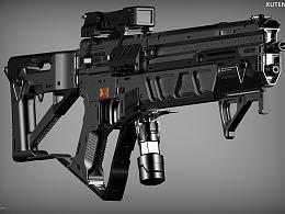 枪械设计-个人项目