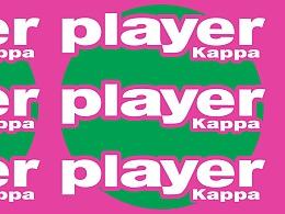 MOROCO Design(山水沟通)-player kappa品牌形象设计