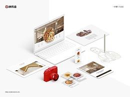 「醉得意餐饮品牌升级」VIS项目设计