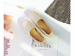 鞋子商业拍摄