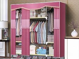 衣柜详情页设计