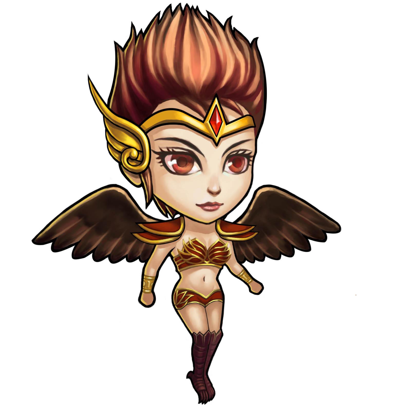 鹰身女巫q