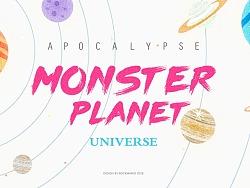 Monster Planet(怪兽星球)