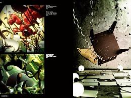 入选 数字艺术家 《ELEMENTAL 3》作品 《玩具马》